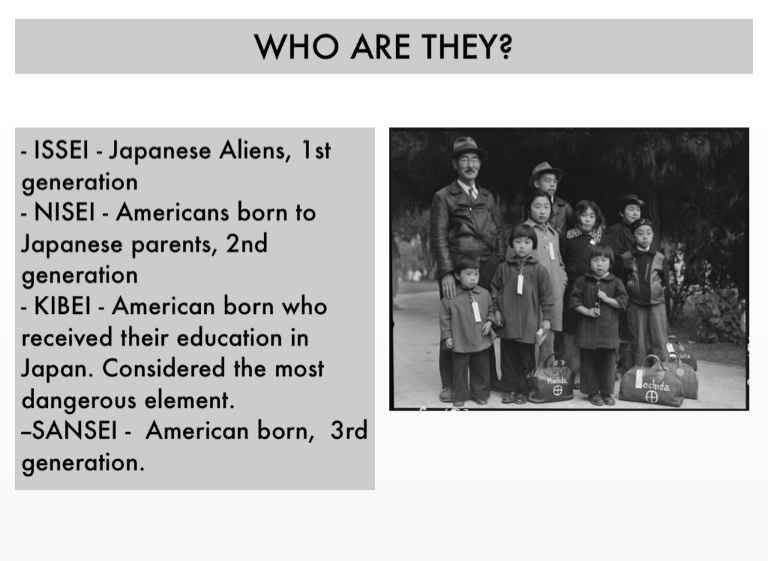 Japanese-American Internment - Screen 4 on FlowVella - Presentation