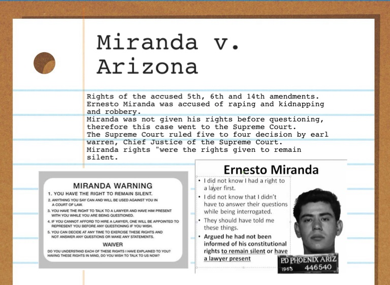 m da vs arizona essay decision date background ernesto m da a mexican immigrant living in phoenix arizona was identified in
