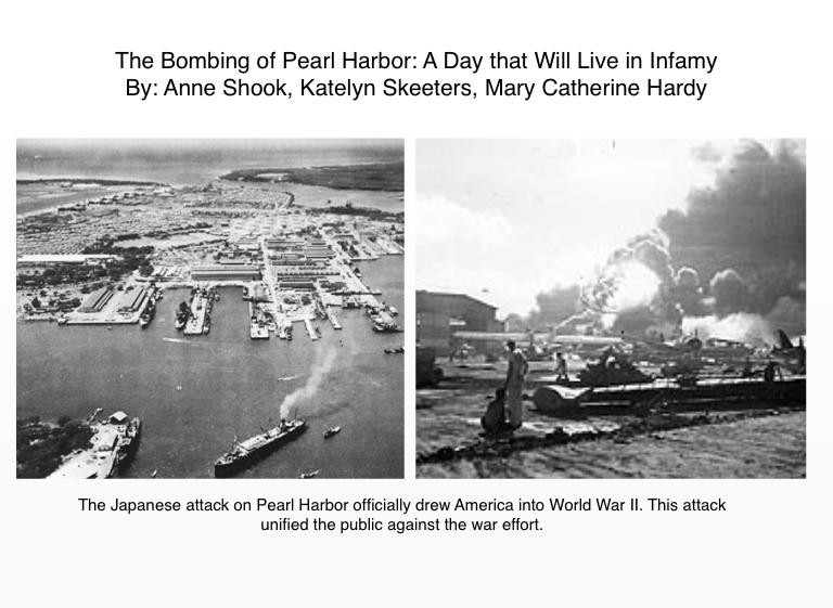 Pearl Harbor Attack USS Arizona
