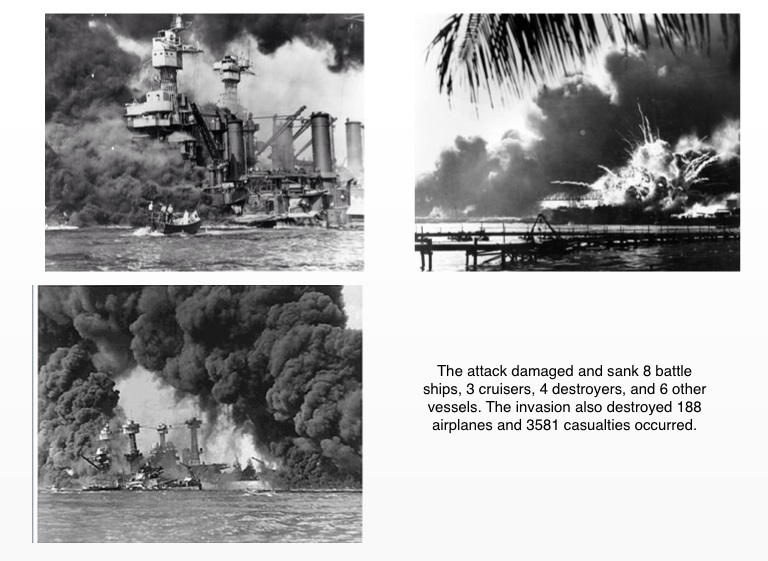 How Many People Died Pearl Harbor Attack