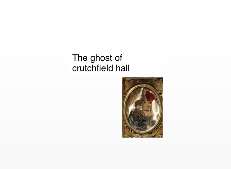 Ghost of crutchfield hall 👻 on FlowVella - Presentation