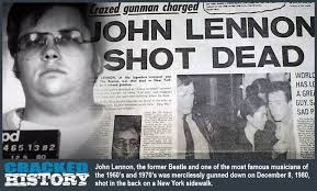 This Article Tells About The Untold Story Of John Lennons Death Background Information Is Given Concerning His