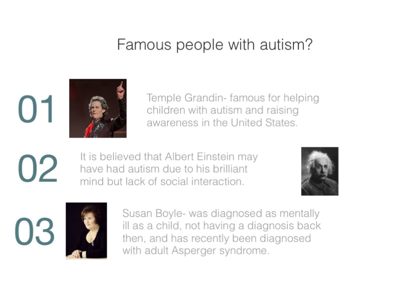 The real meaning of Autism. - Screen 9 on FlowVella ...