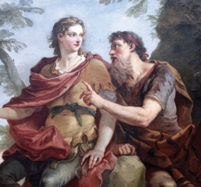 an analysis of the journey of odysseus and telemachus in homers odyssey Critical analysis of a passage from the odyssey odysseus' notable and however his men do which causes more trouble for odysseus's journey home.