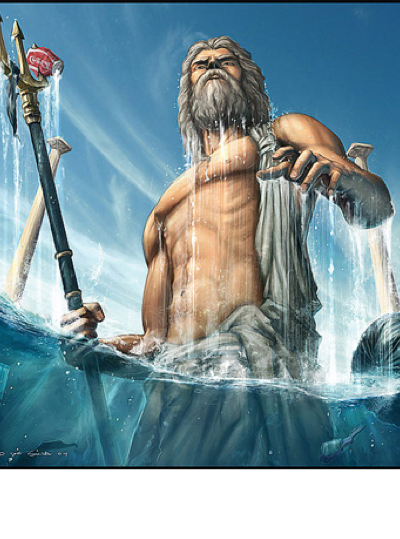 Greek Mythology - Screen 8 on FlowVella - Presentation Software for