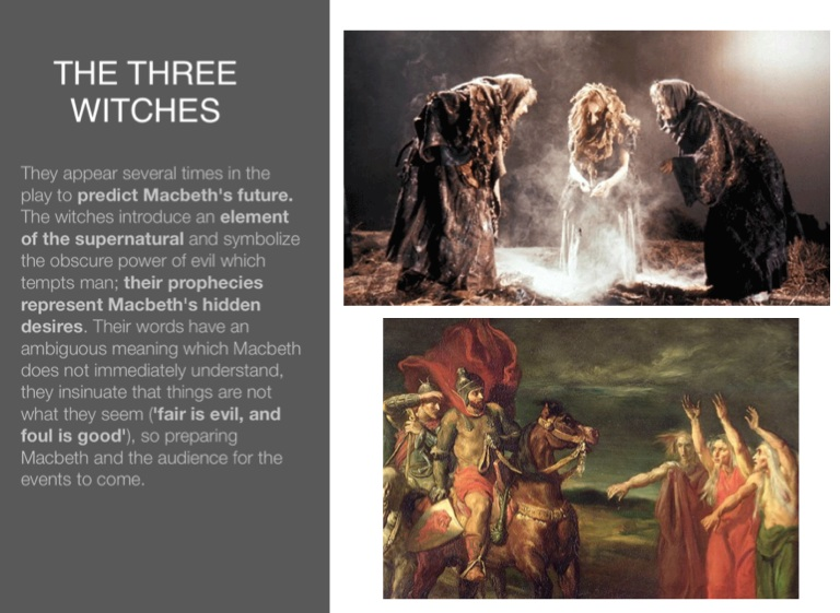 macbeth vs scotland pa Because it's not easy to explain what macbeth is about without telling the whole story, it's important to know what themes, motives, and symbols are important in macbeth.