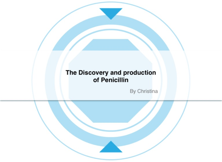 the discover and research of penicillin The discovery of penicillin happened in 1928 there were nine major results from the research of penicillin first, a specific type of penicillium produced.