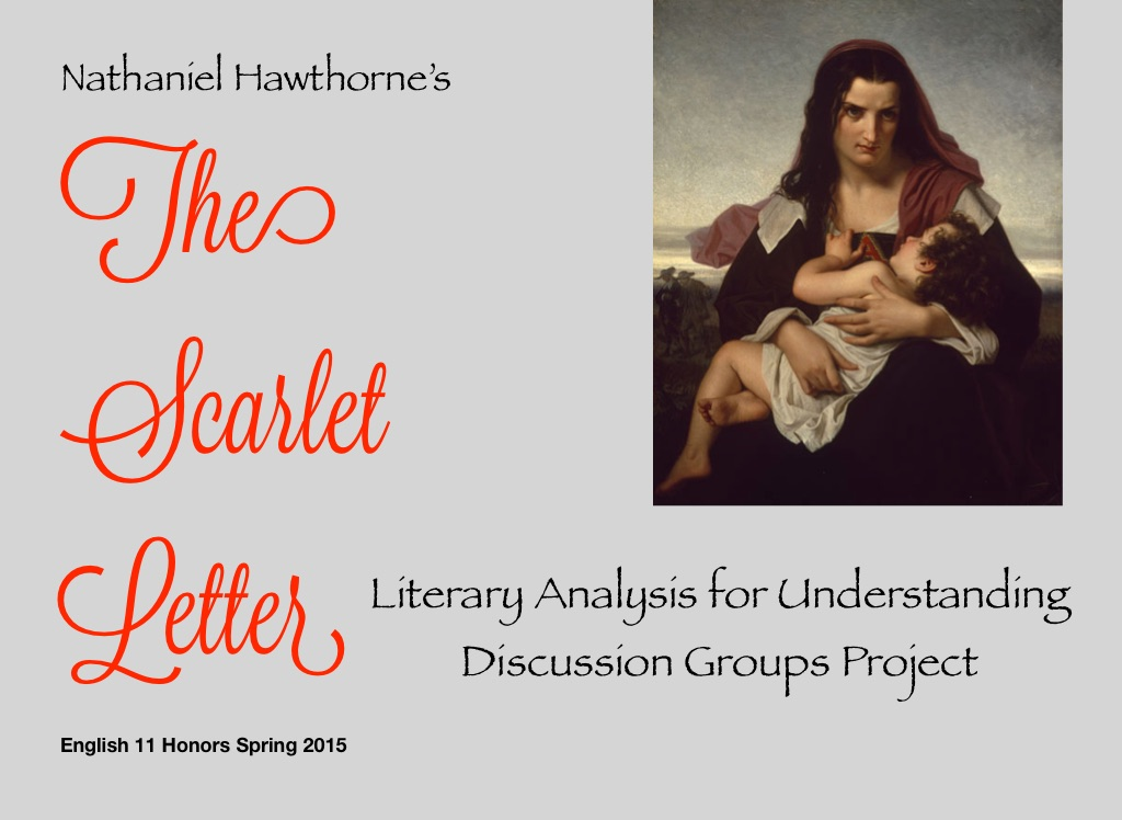 an analysis of the character arthur dimmesdale in the scarlet letter by nathaniel hawthorne Nathaniel hawthorne booklist  she falls in love with the young arthur dimmesdale and becomes pregnant  hester prynne is forced to wear the scarlet letter a .