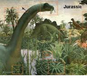 the jurassic time period